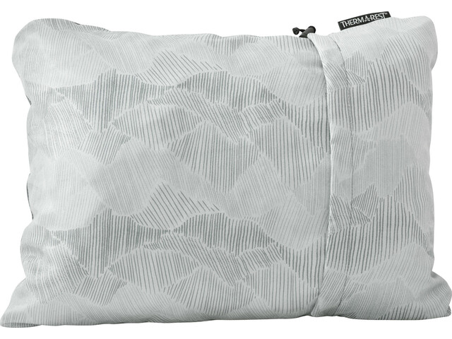 Therm-a-Rest Compressible Pillow small, gray